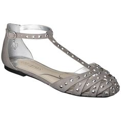Women's Sam & Libby Carson Studded Two Piece Flat - Assorted Colors