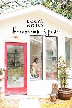 Local Notes: Honeycomb Studio
