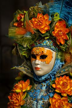 Mask by Marco Leone #mask  #venice #carnival