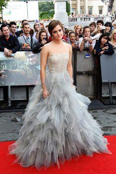 Emma Watson - Oscar de la Renta