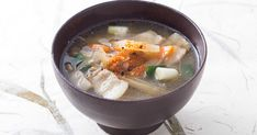 Tonjiru  Miso Soup with Pork and Root Vegetables | recipes | Dining with the Chef | NHK WORLD - English