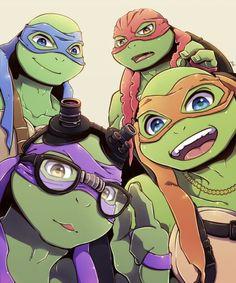 Tortugas Ninjas ♥