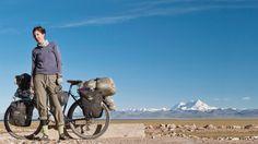 The Depths Of Fear - Eleanor Moseman explores Tajikistan by bike. I'm a sucker for a woman on a bike adventure.