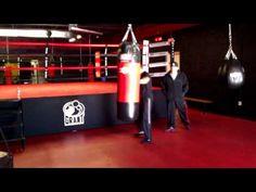 Elvin Ayala, training.