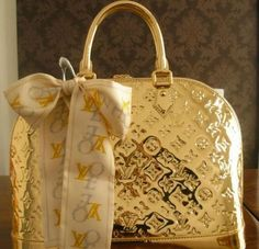 Louis Vuitton mirroir bag!