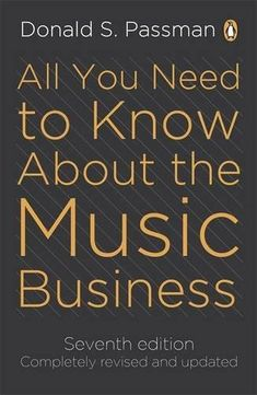From 0.46 All You Need To Know About The Music Business: Seventh Edition