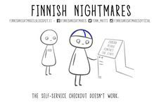 Finnish Nightmares That Every Introvert Will Relate To