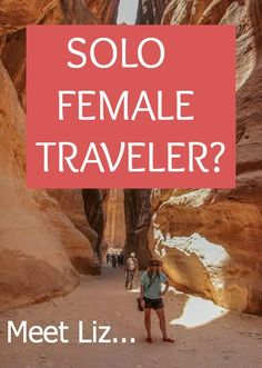 Meet Liz Carlson - a Female Solo Travel Expert