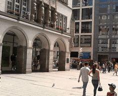 Traces of Evil: Around Munich's Marienplatz