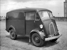 Morris J Step Van, Commercial Vehicle, Rat Rods, Chevy Trucks, Old Cars, Jaguar, Vintage Cars, Motors, Automobile
