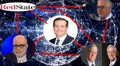 "4.24.16 - Developing: Anti-Trump Internet ""Jihad"" Exposed : Cruz Websites & Donors Attack Trump Supporters As Nazis & Trash"