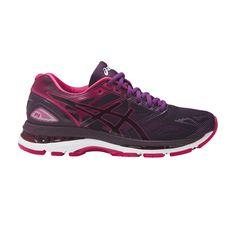 Womens ASICS Gel-Nimbus 19 Running Shoes - Womens Road Running Shoes - Womens Footwear - Womens realbuzz store
