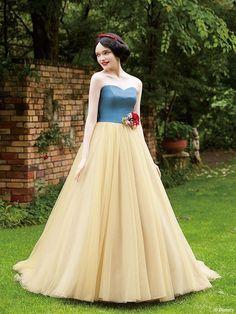 Disney Wedding Dresses, Disney Dresses, Princess Wedding Dresses, Disney Princess Cosplay, Disney Princess Dresses, Gala Dresses, Quinceanera Dresses, Robes Disney, Beautiful Dresses
