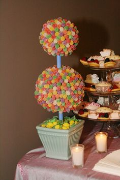 Amanda's Parties TO GO: Easter Topiaries