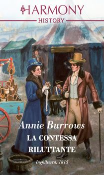 """Italian cover for """"From Cinderella to Countess"""""""