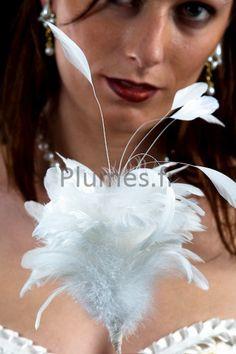Bouquets, Ear, Fashion, Feathers, Future, Hair Updo, Ornament, Moda, Bouquet