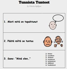 Miltä minusta nyt tuntuu? Early Education, Early Childhood Education, Special Education, Occupational Therapy, Speech Therapy, Finnish Language, Teaching Aids, Les Sentiments, Cbt