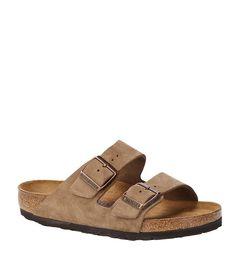 b2516ed4d9b Birkenstock Women s Arizona Suede Dual Adjustable Buckle Strap Sandals