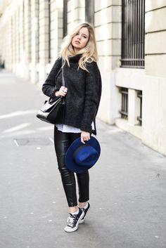 Chic à la française - Milywaysblueeyes