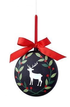 Sage & Co. 'Deer' Chalkboard Ornament available at #Nordstrom