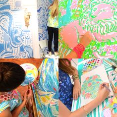 Lilly Pulitzer Design Studio