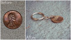Metal Stamping from a Penny