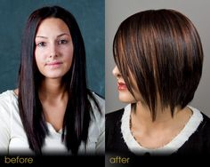 Hair Color Ideas For Brunettes | Hair Color Studio - Corrective Color Specialists | 49 State Road ...