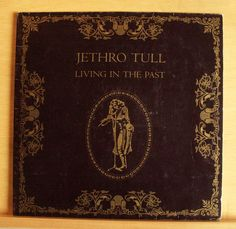 JETHRO TULL Living in the Past Vinyl 2-LP Locomotive Breath Sweet Dream Teacher
