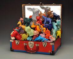 Wendy Walgate: Roller Dome Toy Box