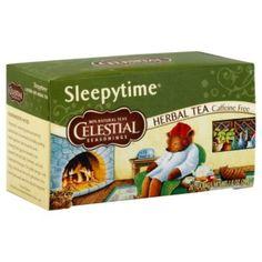 Sleepytime Tea