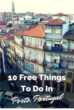 10 Free Things To Do In Porto with Kids (Oporto Portugal) Wagoners Abroad Douro Portugal, Visit Portugal, Spain And Portugal, Algarve, Portugal Vacation, Portugal Travel, Portugal Trip, Porto Portugal Beach, Fatima Portugal
