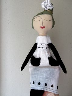Abracadabra and stuff. Whimsical plushies and rag dolls. OOAK handmade and hand painted fabric doll. Rag Dolls, Fabric Dolls, Toys For Girls, Kids Toys, Hand Painted Fabric, Birthday Gifts For Girls, Fabric Painting, Plushies, Doll Toys