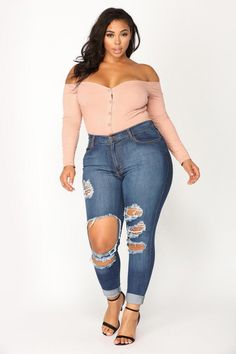 Stylish Plus-Size Fashion Ideas – Designer Fashion Tips Outfits Plus Size, Curvy Girl Outfits, Curvy Women Fashion, Look Fashion, Plus Size Dresses, Plus Size Going Out Outfits, Womens Fashion, Fashion Rings, Plus Size Fall Outfit