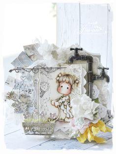 Jiwon's Magnolia Blog: Watered Tilda