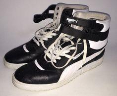 bf9cca468b3791 Men s Sport Lifestyle Puma Sky 2 HI black white shoe Size 11  PUMA