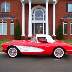 1960 Corvette Stingray - Used to be my all-time favorite car to classic car