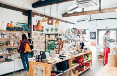 This gorgeous and inviting gift store has many different things for you to browse, ranging from local designs and items from a number of New Zealand artists to contemporary jewellery pieces and eco-friendly gift wraps.