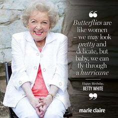 Happy birthday #BettyWhite! by marieclaireau