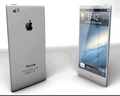 E se o Iphone 5 fosse assim? Conceito.
