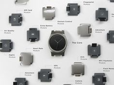 BLOCKS Modular Smartwatch changes on the fly to meet your needs » Coolest Gadgets