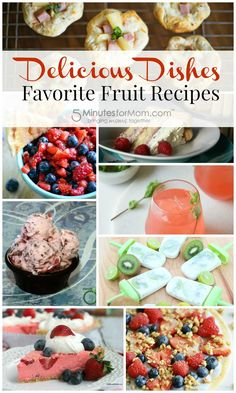 Delicious Dishes Party Favorite fruit recipes