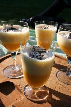 smoothie med kokosdryck