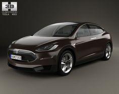 Tesla Model X 2014