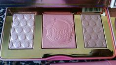 @toofacedcosmetics Sweet Peach Highlighting Palette @makeupbykifana