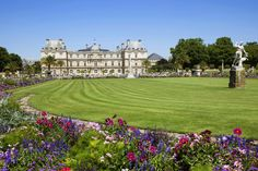 Things to Do in Paris Photos | Architectural Digest | Originally built in the 17th century for Marie de Médicis, the mother of Louis XIII, the Palais du Luxembourg was transformed after the French Revolution into a legislative building, which has served, since 1958, as the seat of the French Senate.