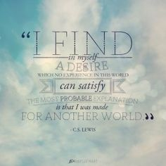 c s lewis quotes - Google Search