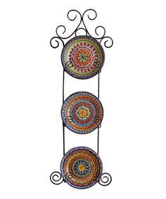 Plate Rack Décor Set by Design Imports, $30 !!  #zulily #zulilyfinds