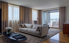 House tour: a sleek apartment in Portugal gallery - Vogue Living