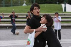 Nodame Cantabile The Movie I - AsianWiki || my favorite scene! Nodame needs her recharge! :))