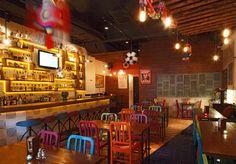 Cantina agave, especialidad en comida y bebidas mexican I Shanghai.